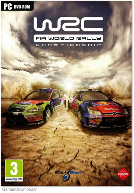 دانلود بازی رالی WRC FIA World Rally Championship